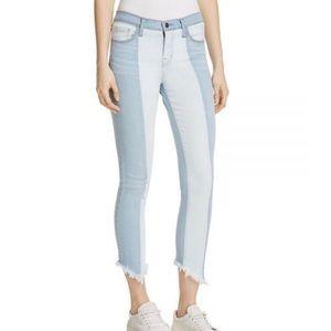 New Flying monkey contrast skinny jeans
